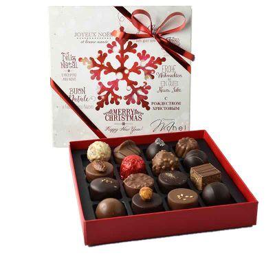 Boite 16 chocolats-assortis - 160g