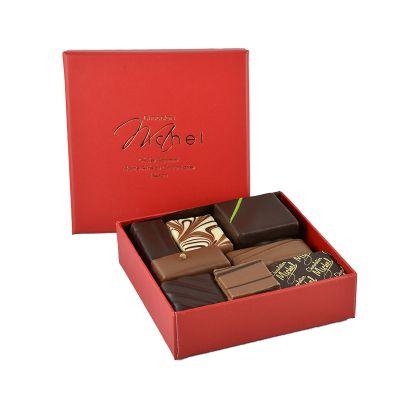 Boite 9 chocolats-assortis - 90g