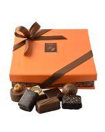 Boite Rosace chocolats 235g-assortis
