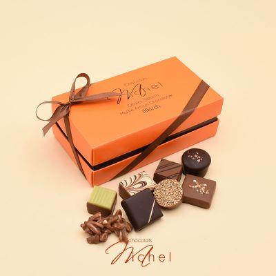 Coffret de chocolats 350g