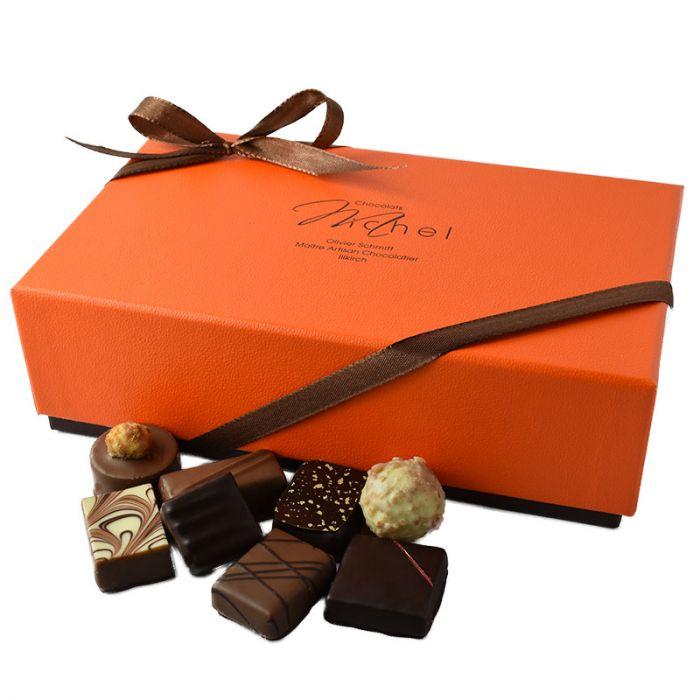 coffret de chocolats 1kg